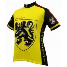 De Leeuw van Vlaanderen #retro #fietsshirt #wieleroutfits #fietskleding