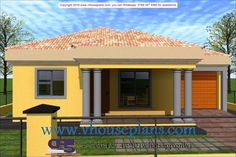 Round House Plans, My House Plans, House Floor Plans, Village House Design, Village Houses, Building Costs, My Dream Home, Dream Homes, Site Plans