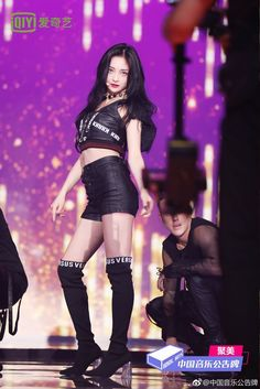 Stage Outfits, Kpop Outfits, Kpop Girl Groups, Kpop Girls, K Pop, Korean Girl, Asian Girl, Korean Wave, Action Poses