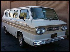 1963 Chevrolet Greenbrier Van