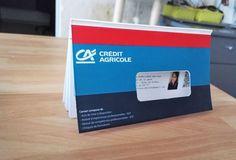 Le CV original à destination des banques version CV chéquier !