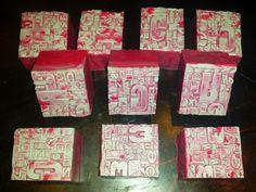 News print soap
