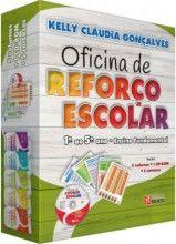Coleção Oficina de Reforço Escolar 1° ao 5° Ano do Ensino Fundamental,9788533932753,Kelly Cláudia Gonçalves,Editora Rideel