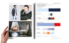 COLORS TREND BOOK SPRING SUMMER 2015