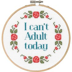 PREORDER cross stitch patterns and kits