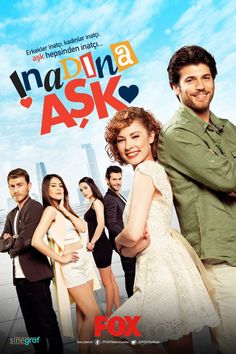 Love Out-Of-Spite (Inadina Ask) Filme, Te Amo