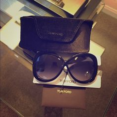 HP TOM FORD MARGOT SUNGLASSES Authentic Tom Ford sunglasses. NWT. See additional pics below. Tom Ford Accessories Sunglasses