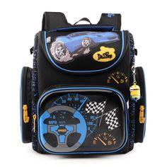 Kids & Baby's Bags Intelligent Mochila Escolar Mochila Infantil Backpack School 2018 New 3d Cartoon Backpack Men Women Sims Digital Telescope Travel Schoolbag