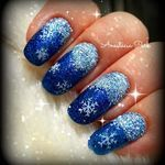 The Sparkle Queen: Our Holiday Nails of 2013