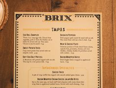 Brix Taphouse & Brewery on Behance