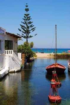 Κalyves, Chania, Crete