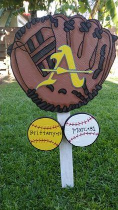 Sport Yard Sign Sports Birthday, Baseball Birthday, Baseball Party, Baseball Season, Baseball Signs, Sports Signs, Pirates Baseball, Baseball Stuff, Baseball Mom