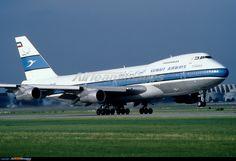 Kuwait Airways Boeing 747-269BM
