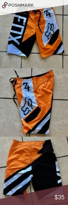 f4d12006691c2 FOX MEN'S BOARDSHORTS NWOT SIZE 28 FOX MENS BOARDSHORTS NWOT SIZE 28 Fox  Swim Board Shorts