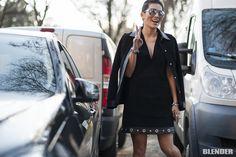 Tina Leung - MilanFashionWeek
