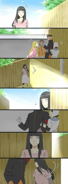 Image discovered by Dane! Find images and videos about anime, anime girl and naruto on We Heart It - the app to get lost in what you love. Comic Naruto, Naruto Cute, Naruto Sasuke Sakura, Naruto Shippuden Sasuke, Naruhina Comics, Naruhina Doujinshi, Sasuhina, Narusaku, Wallpapers Naruto