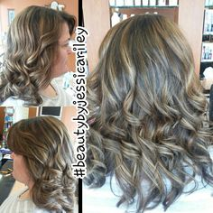 Ombre highlights with lowlights #beautybyjessicariley #serendipityofmilford