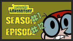 Dexters Laboratory English - Season 1 Episode 13 (New Part) (1080p)