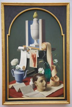 Meredith Frampton, Trial and Error, 1939.