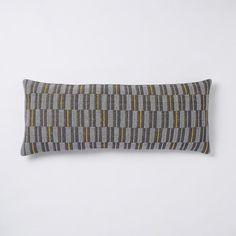 Coyuchi Dhurrie Pillow Cover, 14