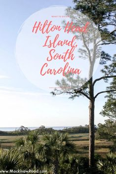 What to do on Hilton Head Island, South Carolina