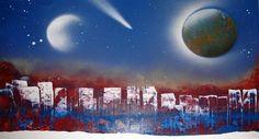 Home - Spray Paint Art (Aerosolgrafia or Sadotgrafia)