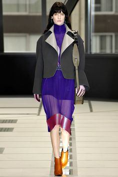 Balenciaga Fall 2012 Ready to Wear