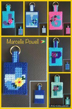 Plastic Canvas Crafts, Plastic Canvas Patterns, Graph Paper Drawings, Dream Catcher Craft, Macrame Design, Craft Corner, Canvas Ideas, Wall Hanger, Cute Pattern