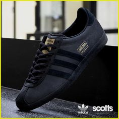 a7a586121 shop adidas gazelle og leather black trainer at the official adidas uk  online store