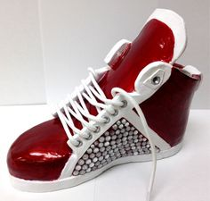 8th Grade Pop Art Ceramic Shoes