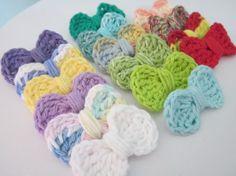 Free Crochet Bow Tutorial.