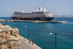 Das Kreuzfahrtschiff #Azamara Cruise in Kos-Stadt am 03.06.2016.  #Kos #Insel #Griechenland #greece #island #Dodekanes #InselKos #KosIsland