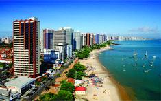 Fortaleza, Ceará, Brasil. home! <3