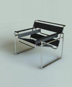 THONET | Marcel Breuer B33 Chair Stahlrohr Stuhl | Bauhaus Freischwinger |  1Stk | A R C H I T Y P O L O G I E | Pinterest | Marcel Breuer, Bauhaus And  ...
