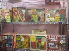 Melissa and Doug Play Food. We have a great selection!