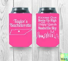 Celebrating Your Bachelorette Party In Nashville by MintandLemon
