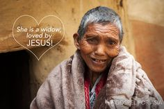This woman is a widow—shunned by her family and culture, yet she is loved by the King of kings and Lord of lords! Praise God that we get to play a part in touching the lives of people like her.  Be encouraged by one widow's story.