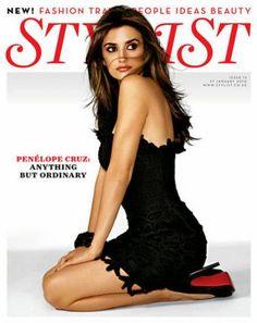 Stylist Magazine January 2010