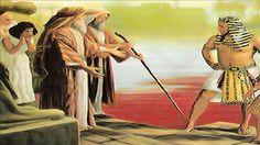 LA SANTA BIBLIA,VERSIÓN BIBLIA DE JERUSALÉN 1976, Éxodo 7
