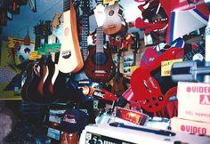1994.01.14. Old store / 旧店舗