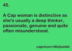 Quite often misunderstood.