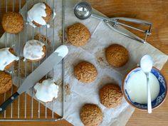 עוגיות אגוזים ותבלינים - מתכוני השף הלבן