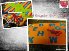 Activity folder: Alphabet Recognition