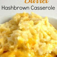 Cracker Barrel Hashbrown Casserole Recipe