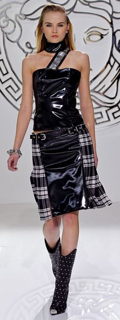 Our Favorite Looks From Day Three of MFW #clueless #worthy #Unwerth