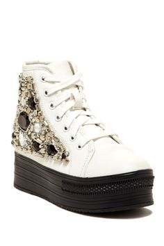 Marinda Platform Sneaker by NYLA on @HauteLook
