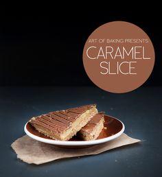 A Slice of Family Tradition – Caramel Slice Recipe