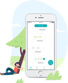 MoodPath: Your Mental Health Companion  You're going through a difficult phase in life and are worried about your mental health? Moodpath is a leading depression app and accompanies you on your way out of depression.