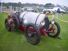 1922 Bugatti Type 13 Brescia Sport 1528