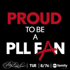 We're proud to be #PLL fAns!! #PLL100
